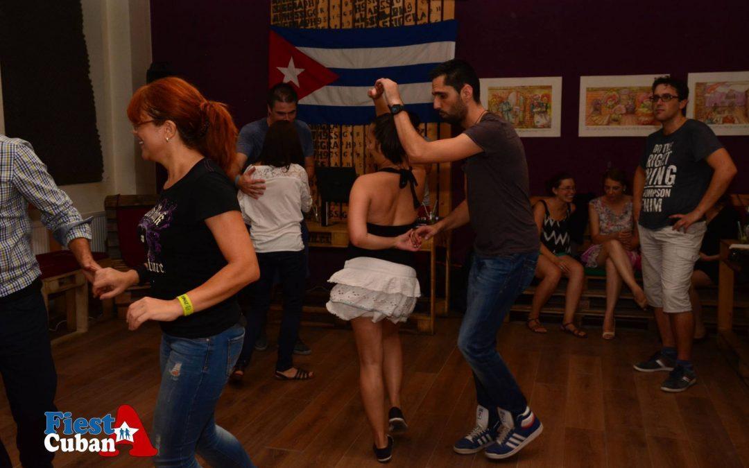 Practica Fiesta Cubana 30.10.2016